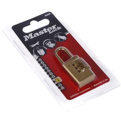 Attēls no Piek.atslēga ar šifru (3 cipari) 20mm