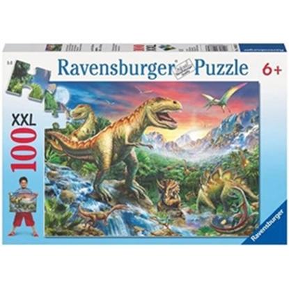 Picture of Puzle 100 Dinozauri