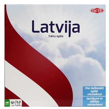 Picture of Spēle Tact Latvija 12gadi+