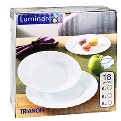 Изображение Trauku kompl.Trianon 18 priekšmeti