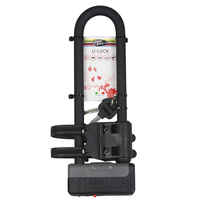 Изображение Velo saslēdzējs U Lock SHACKLE 290x100mm d13mm, 2atslēgas