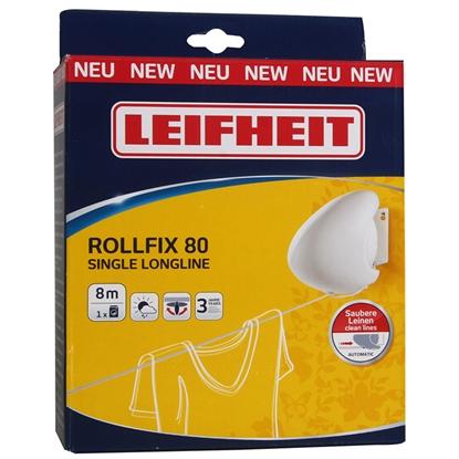 Attēls no Veļas aukla Leifheit Rollfix 80 single