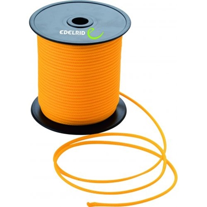 Attēls no EDELRID Throw Line 2.6 mm / Dzeltena / 1 m
