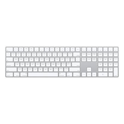 Attēls no APPLE Klaviatūra Magic Keyboard with Numeric Keypad,   / US