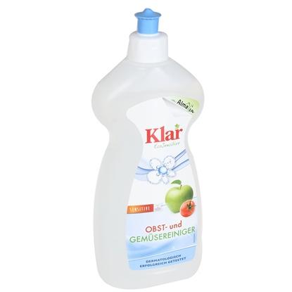 Изображение Līdzeklis Klar augļu un dārzeņu mazgāšanai 500 ml