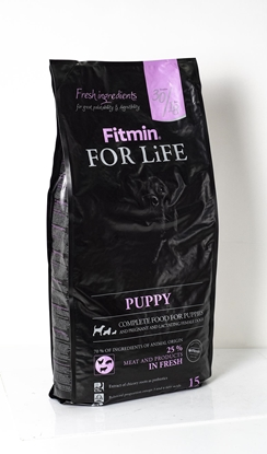 Изображение Feed FITMIN For Life Puppy (15 kg )