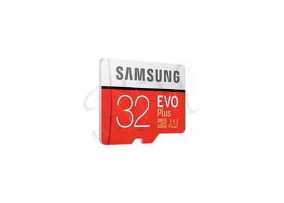 Изображение Samsung EVO Plus MicroSDHC 32GB