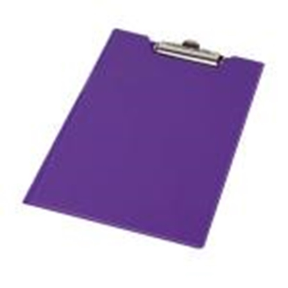 Изображение Planšete A5 Focus ar vāku,  violeta