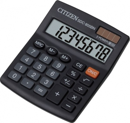 Attēls no Citizen calculator SDC-810BN