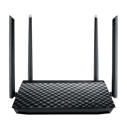 Wireless Router|ASUS|Wireless Router|1167 Mbps|IEEE 802.11ac|USB