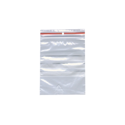 Attēls no MULTIPACK Slēdzamais maisiņš ar izmēru 60 x 80 mm, 100 gab.