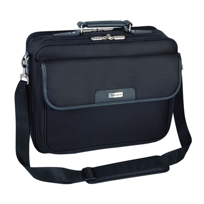 "Picture of Targus Notepac Plus case 15,4"" - Black nylon"