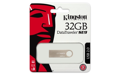 Изображение Zibatmiņa Kingston DataTravelerSE9 32GB