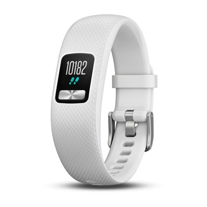 Изображение Garmin Vivofit 4, White - (Strap Medium)
