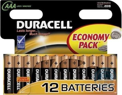 Attēls no Duracell 5000394203389 household battery Single-use battery AAA Alkaline