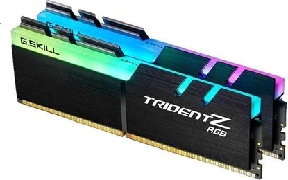 Attēls no G.Skill Trident Z RGB DDR4 32GB (2x16GB) 3200MHz CL14 1.35V XMP 2.0