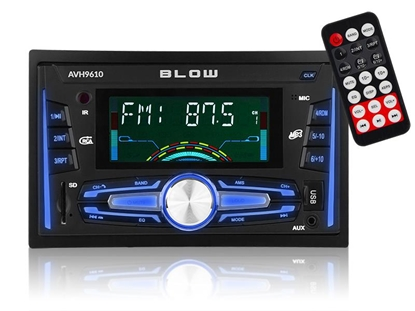 Picture of BLOW 78-278# Radio BLOW AVH-9610 2DIN