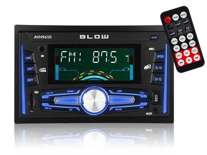 Изображение BLOW 78-278# Radio BLOW AVH-9610 2DIN