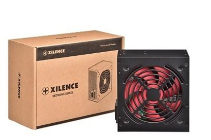 Picture of CASE PSU ATX2.3 600W/XN053 XILENCE