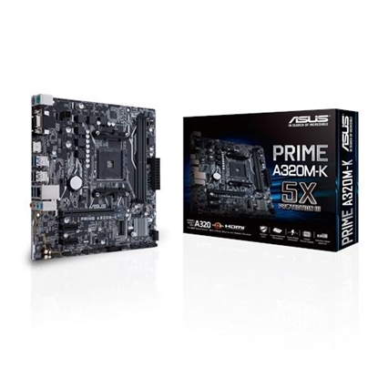 Picture of Pamatplate ASUS PRIME A320M-K