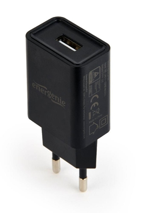 Picture of Energenie universal USB charger 2.1A black
