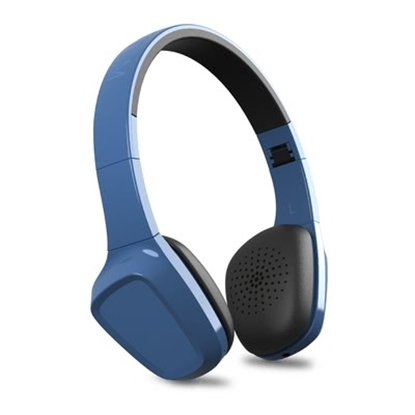 Picture of Energy Sistem Headphones 1 Bluetooth, smartphone control with microphone. Guarantee 3 years! (blue)