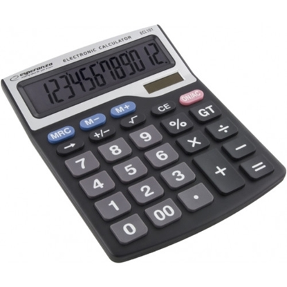 Attēls no ESPERANZA ECL101 DESKTOP CALCULATOR TALES