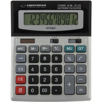 Attēls no ESPERANZA ECL103 DESKTOP CALCULATOR