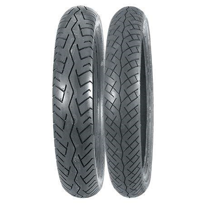 Picture of 110/80-17 BRIDGESTONE BT45F 57H TL DOT18