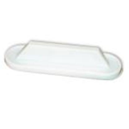 Attēls no Sūklis baltai tāfelei OVAL Mini,  ar magnētu,  2X3