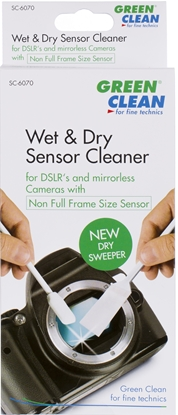 Picture of 1x4 Green Clean Sensor-Cleaner wet + dry non full size