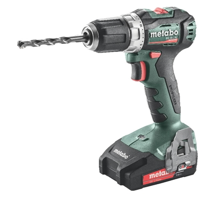 Picture of METABO Drill driver BS 18 L BL /2x2,0Ah,