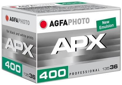Attēls no 1 AgfaPhoto APX Pan 400 135/36