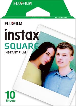 Attēls no 1 Fujifilm Instax Square Film white frame