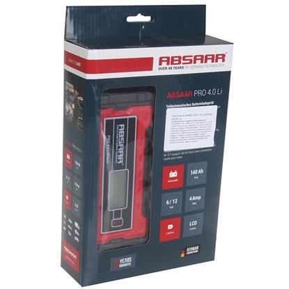 Picture of Akumulatora lādētājs ABSAAR 4A 6/12V