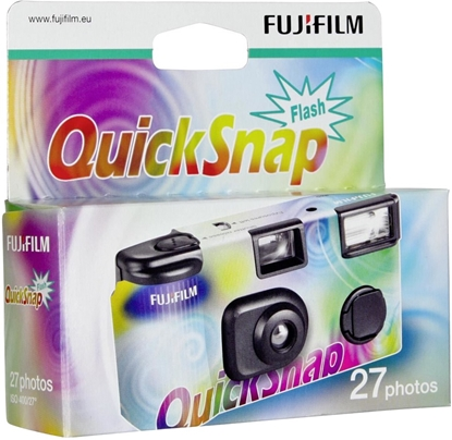 Attēls no 1 Fujifilm Quicksnap Flash 27