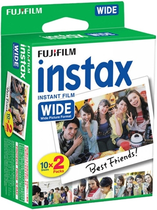 Picture of 1x2 Fujifilm Instax Film wide glossy