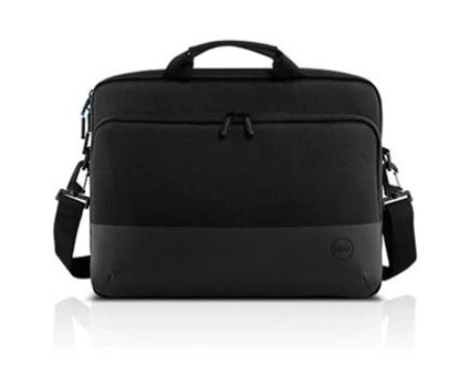 "Attēls no Dell Pro Slim 460-BCMK Fits up to size 15 "", Black, Shoulder strap, Messenger - Briefcase"