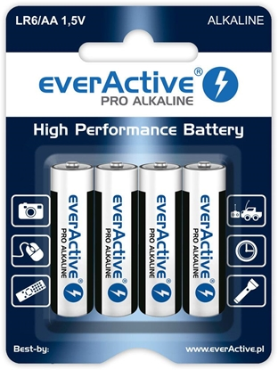 Изображение Battery set alkaline everActive LR64BLPA (4)