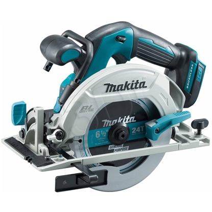 Attēls no Electric saw brushless circular MAKITA DHS680Z (165 mm)