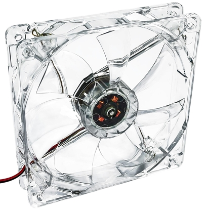 Picture of Fan for enclosure Akyga AW-12A-BR (120 mm; 1000 rpm; Red)
