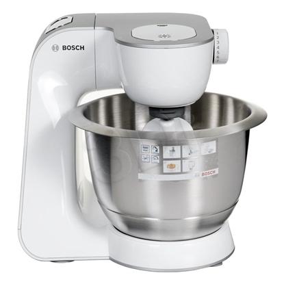 Attēls no Bosch Styline food processor 900 W 3.9 L Stainless steel, White