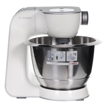 Picture of Bosch MUM58L20 food processor 3.9 L Grey,Stainless steel,White 1000 W