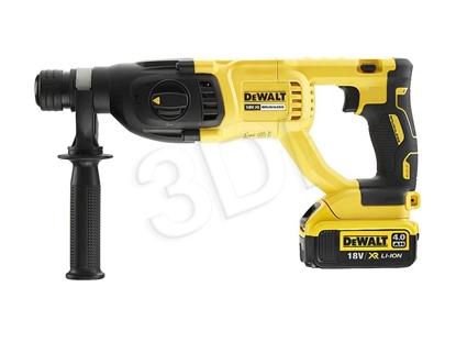 Attēls no Hammer drill DeWalt DCH133M1-QW