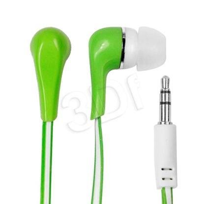 Изображение Vakoss MH132EE headphones/headset In-ear Green
