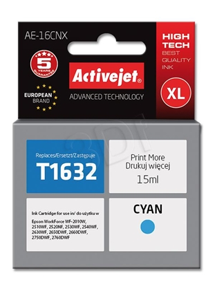 Attēls no Activejet ink for Epson T1632