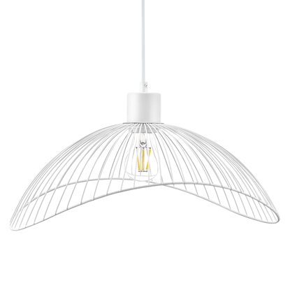 Attēls no Lamp hanging Activejet AJE-HOLLY 5 White (E27)