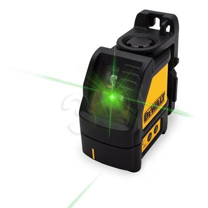 Attēls no DeWALT DW088CG laser level Line level 30 m