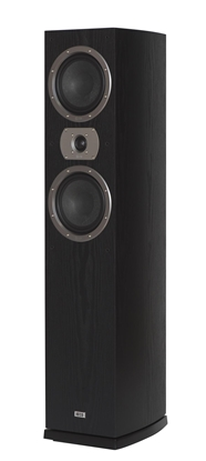 Изображение Heco Victa Prime 502 loudspeaker 2.5-way 145 W Black Wired