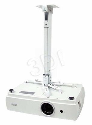 Attēls no Avtek EasyMount projector mounting bracket white